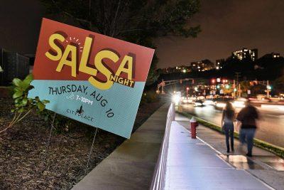 City Place - Salsa Night 2017