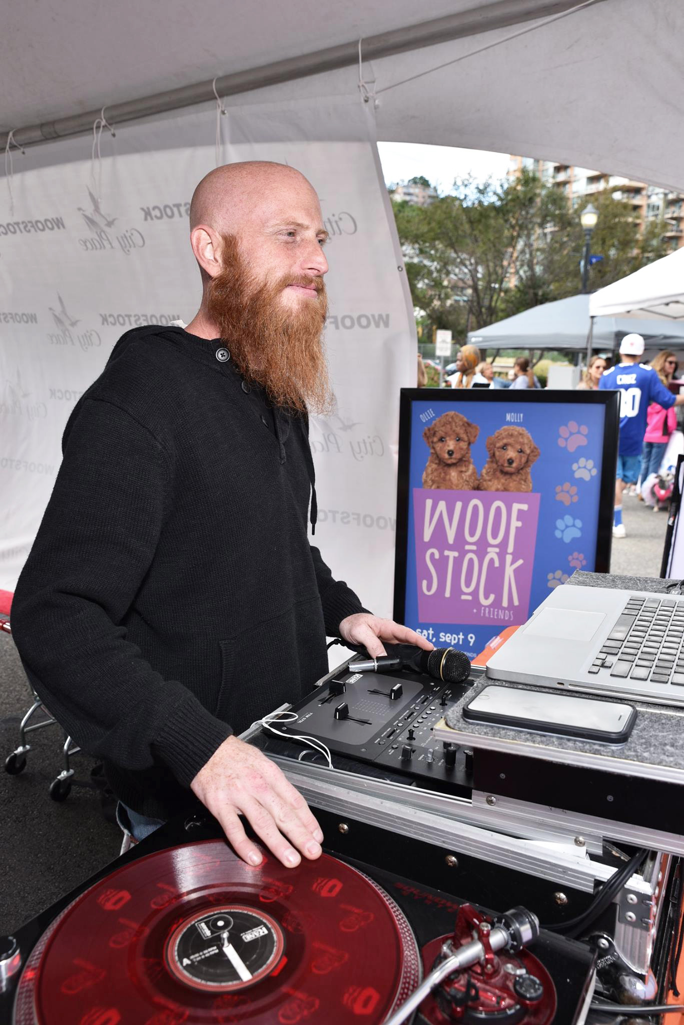 City Place - Woofstock 2017